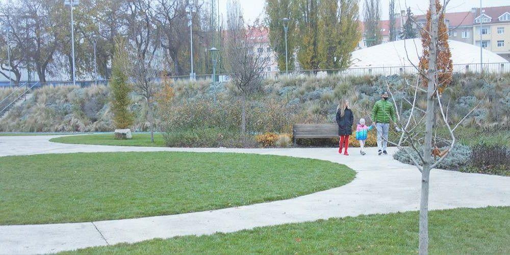 Športpark Jama v bratislavskom Novom Meste: lepšia by bývala garáž?!