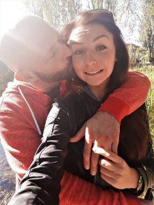 Dominika Fabová a Andy Morávek - naša srdcovka