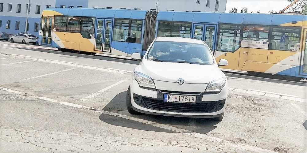 Parkujem ako debil, Košice a celé Slovensko