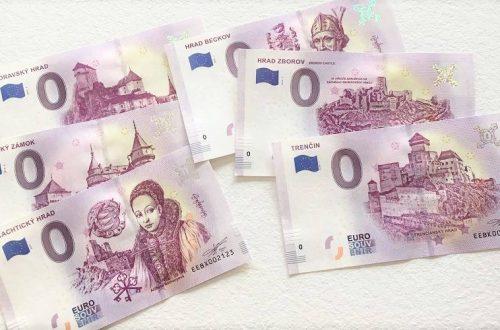 Nulové eurobankovky: slovenské hrady a zámky, Bratislavský hrad