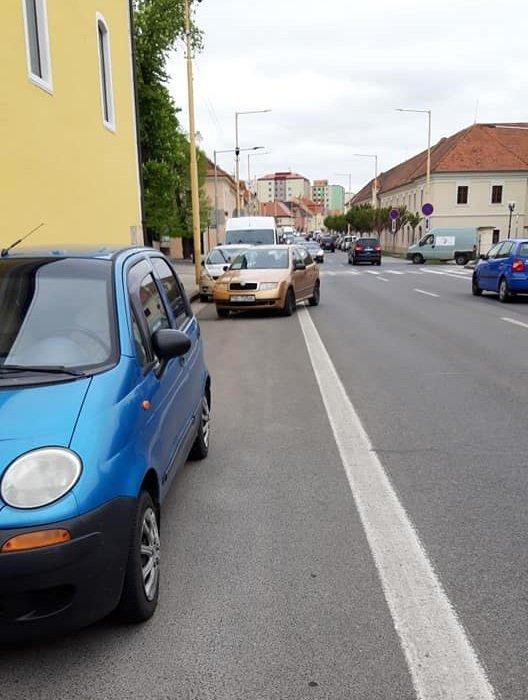 Parkujem ako debil a to aj na východnom Slovensku
