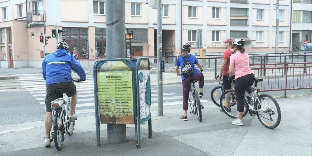 Košickí bicyklisti sú v očiach Bratislavčana rakovinou metropoly východu