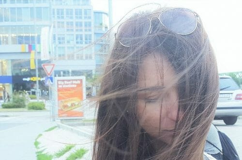 Dominika Fabová, jedenásta najkrajšia kaderníčka sveta