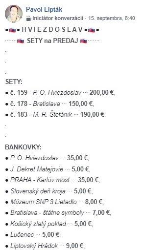 Zberateľstvo bankoviek = kšeft s nulovým eurom