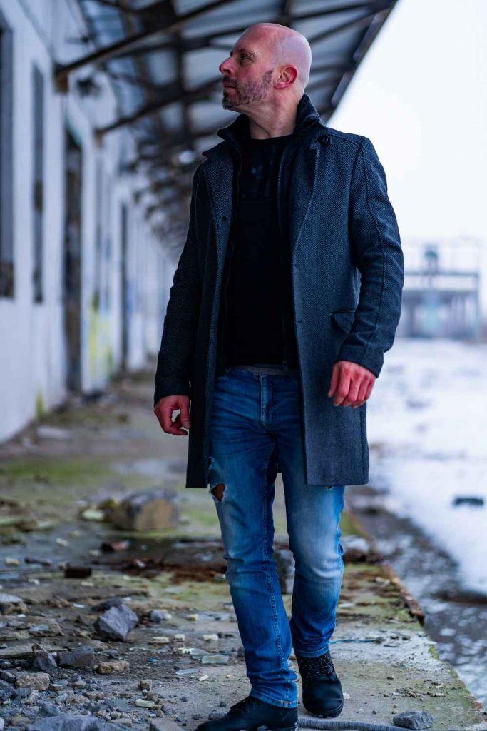 Andy Morávek ako komparzista a účinkujúci, v prípade záujmu/potreby aj model takmer čohokoľvek